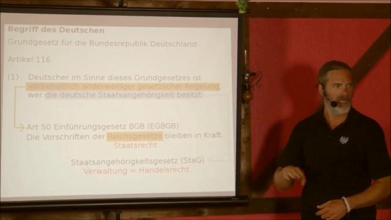 Penzliner Runde Mai 2018 Vortrag Unterschied Mensch - natürliche Person - juristische Person