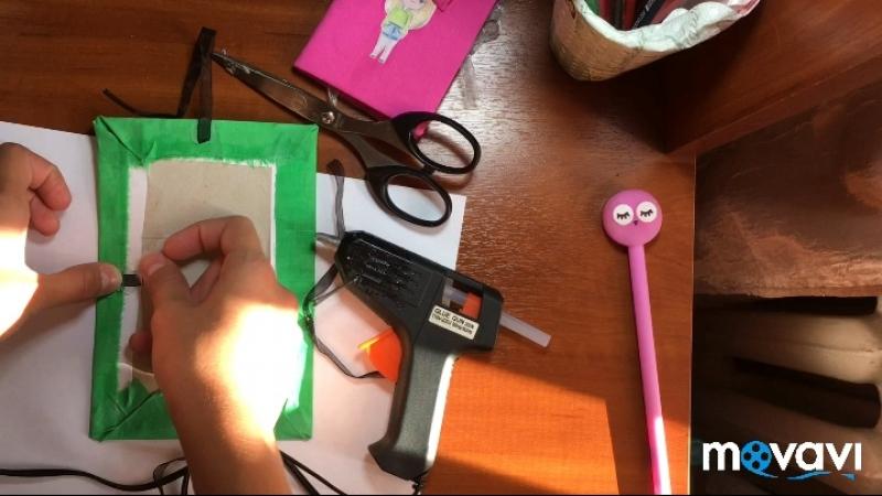DIY/Блокнот с нуля/ Идея Maria Estas