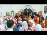 Крестный ход на престольный праздник. Храм в честь Ильи Пророка, г. Сызрань - 02.08.18