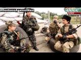 ДНР.Донецк. Женский батальон в рядах народного ополчения.
