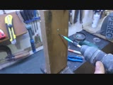 Самоделка из сломанных буров для перфоратора - Заметки строителя
