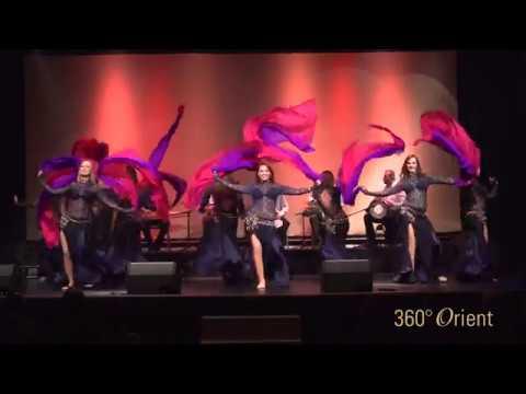 Ensemble Lazurie LIVE 360° Orient GALASHOW feat. Mazzikatea Europe