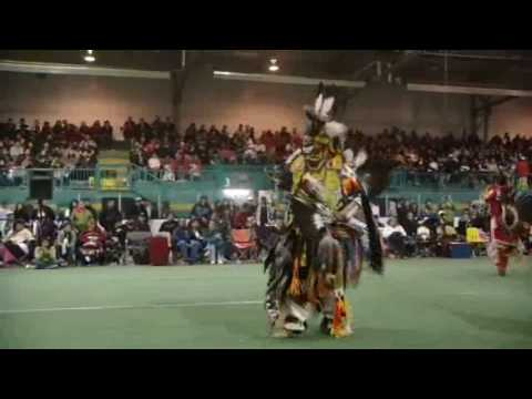 Loon Lake Powwow '09 Mens Traditional Special Finals