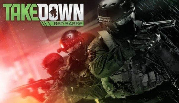 игра Takedown: Red Sabre