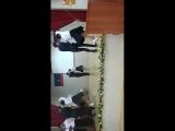 Парный танец, на День учителя