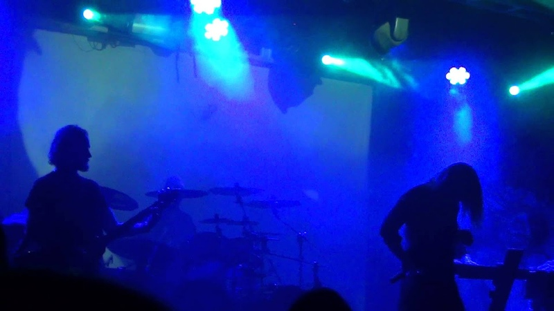 Dark Tranquillity - live at Volta Club, Moscow, 27.05.2014