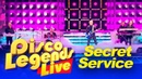 Secret Service - Disco Legends Live - Concert