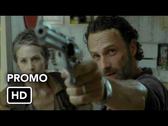 4x4 Промо 1 Ходячие мертвецы The Walking Dead 4 сезон 4 серия