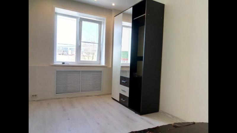 Сборка шкафа 3 дверного Белла . BTS мебель