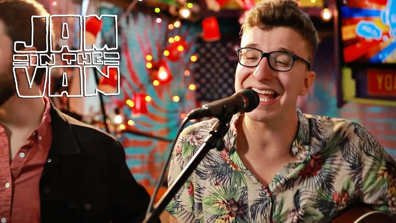 AJR - I'm Not Famous (Live from JITV HQ in Los Angeles, CA 2017) JAMINTHEVAN