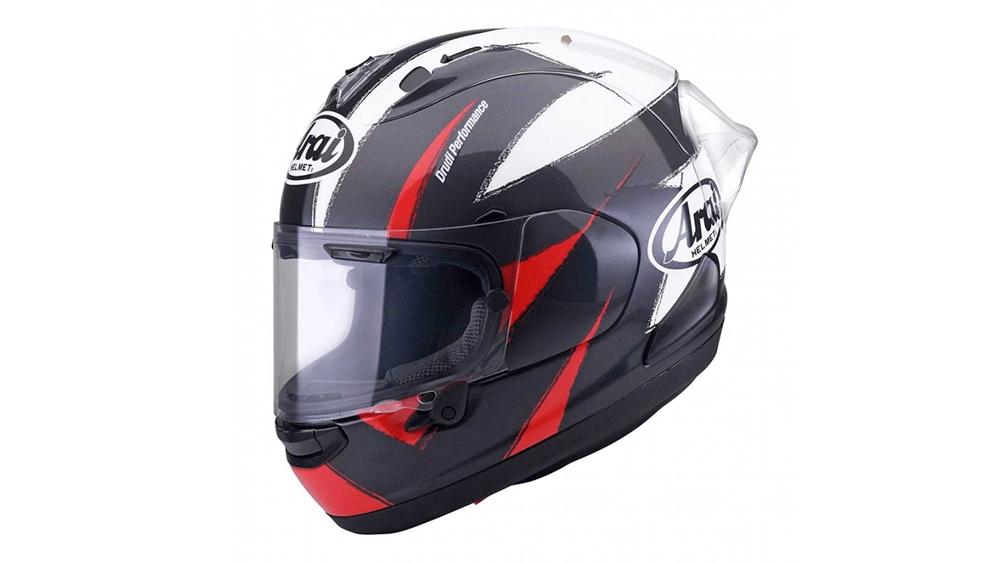 Компания Arai анонсировала новый спойлер для шлема RX-7X