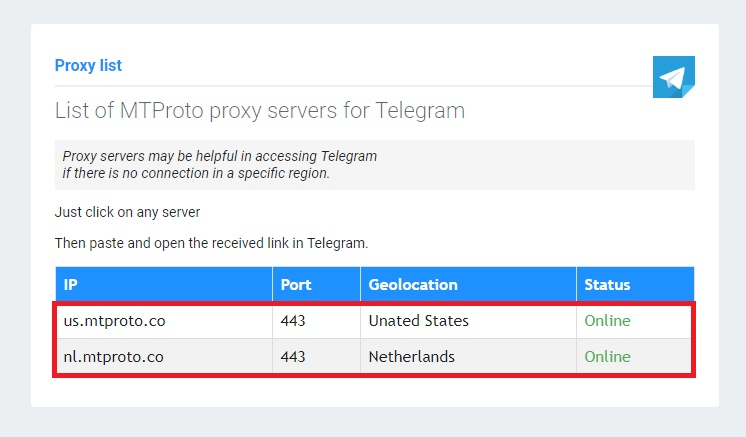 Обход блокировки Telegram | ВКонтакте