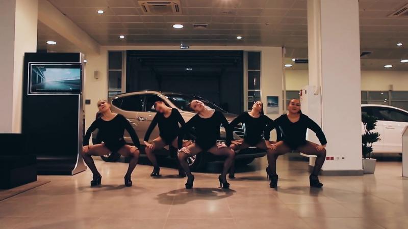 Стрип-пластика . Студия танца и фитнеса Space dance Уфа