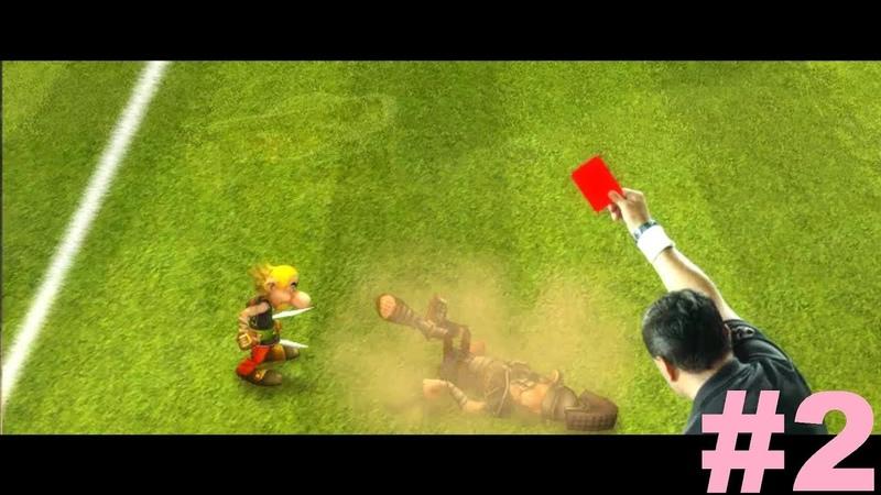 Силенций 2 Asterix at the Olympic Games ReStart