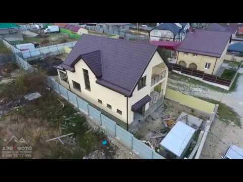 Строительство дома под ключ г. Новороссийск п.Борисовка