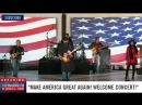 WELCOME CONCERT DONALD TRUMP Inauguration Day 2017 TOBY KEITH