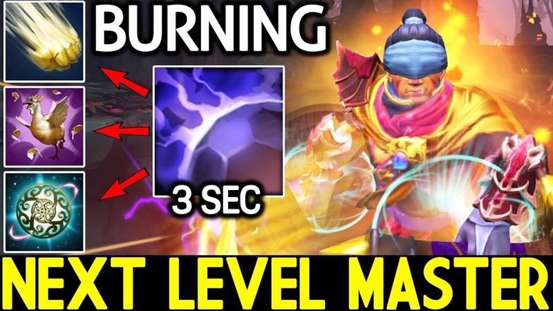 Burning [Anti Mage] Next Level Master Epic Carry Gameplay 7.20 Dota 2