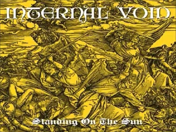 Internal Void - Line in the Sand
