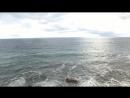 Море Крыма 7 сентября 2018 года