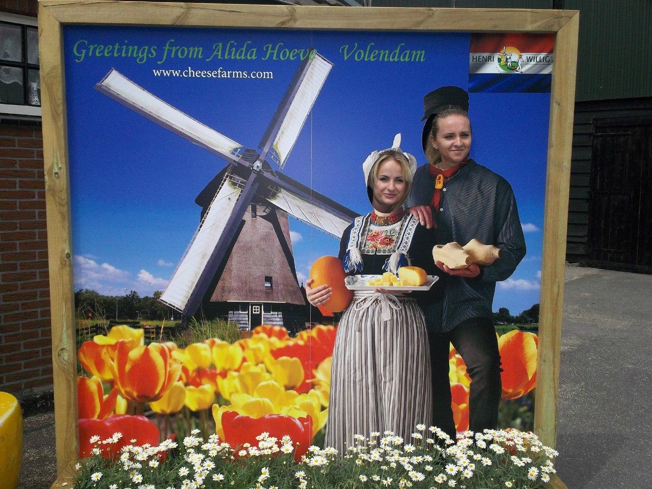 Елена Руденко. Амстердам и прилегающие к нему деревни. 2013 г. июнь. 1Re9tTDy1Mk