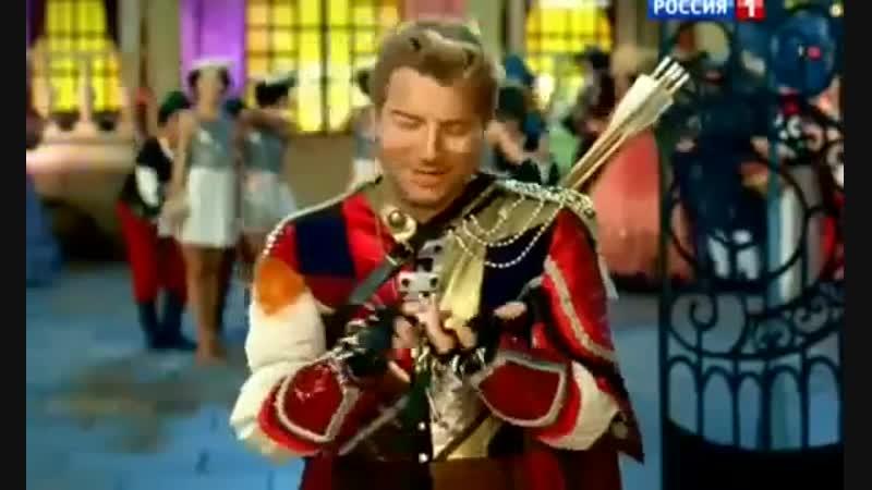 Николай Басков в комедии Красная Шапочка 31 12 2012