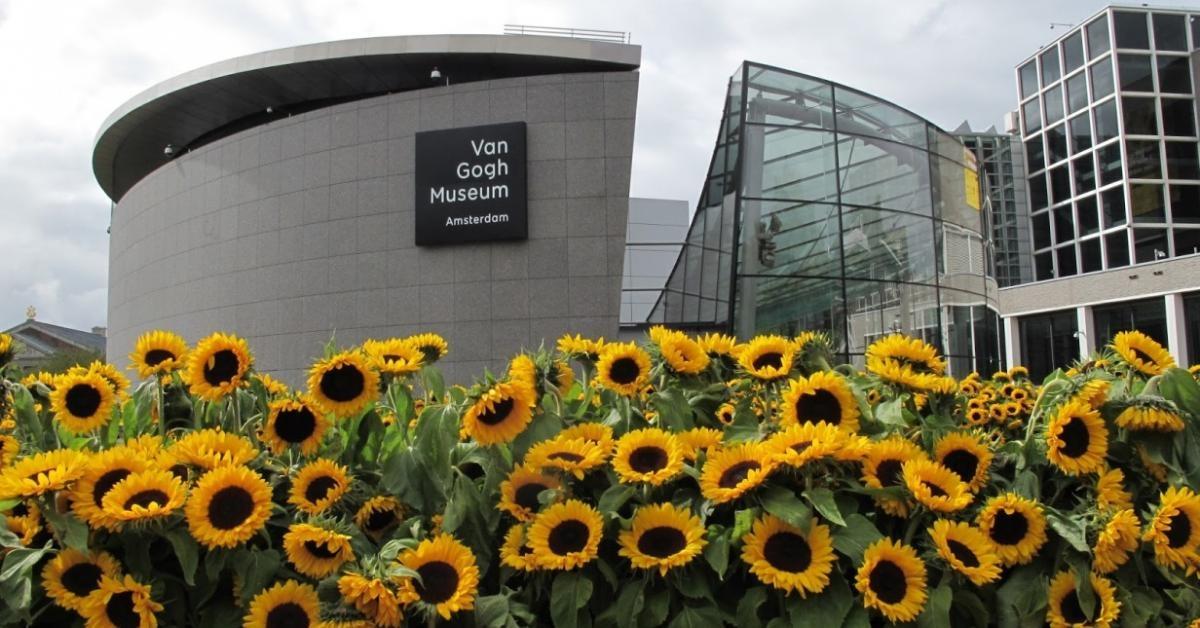 Музей Ван Гога в Амстердаме