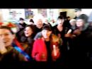 Песенный флешмоб объединяет Алушта, Благовещенск, Евпатория, Кишинев, Находка, Чугуев