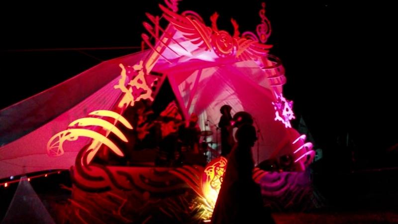 Tot Samy, Ганга, фестиваль Сан Спирит, Крым