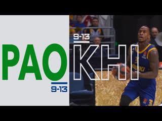 День игры: ПАО - «Химки»