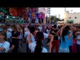 Viva Latino 2013. Barrio. Фанзона.