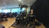 The drum clinic by FROST from Satyricon &amp 1349