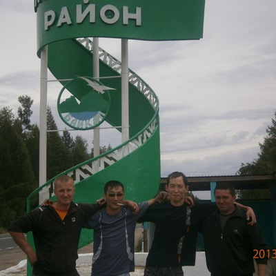 Серега Осодоев, 17 июня 1985, Иркутск, id202214227