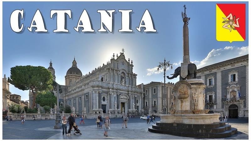 Сицилия, фильм-21: Catania Sicily, the film-21