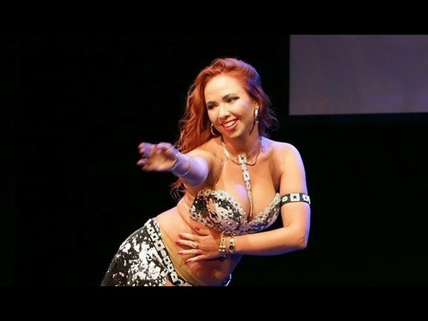 Svetlana Smirnova (Halawet rooh) - رقص شرقى على اغنية حلاوة روح
