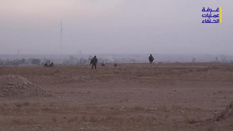 Тигры, КСИР и Хизбалла окружили город Абу-Кемальэ