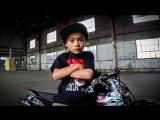 Deep House presents: GoPro  AJ Stuntz - The 6-Year-Old Stunt Rider
