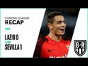 Lazio 0-1 Sevilla Europa League Recap with Highlights, Goals and Best Moments
