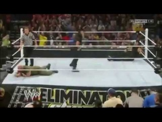 The Shield Vs The Wyatt Family tribute WWE