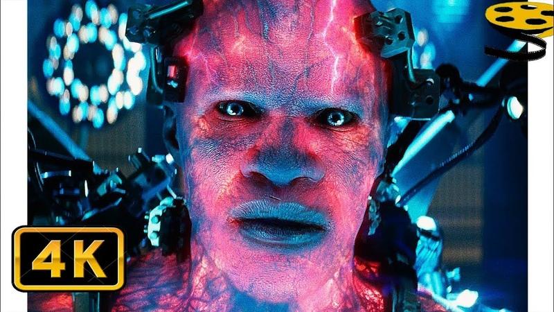 Электро встречается с Доктором Кафка   Новый Человек-паук: 2 (2014)   4K ULTRA HD