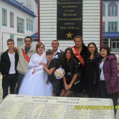 Наталья Апергенова, 12 мая 1988, Самара, id73033138