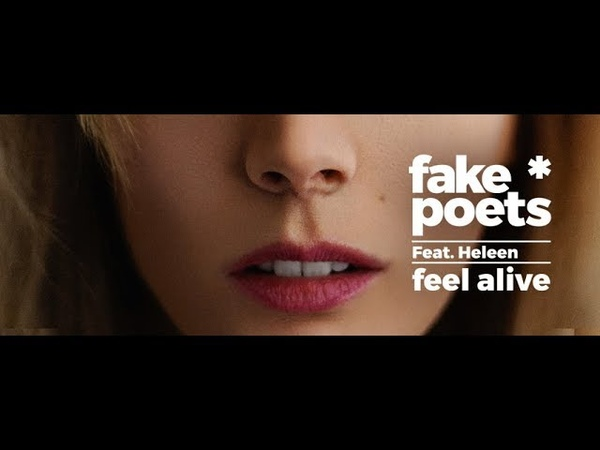 Fake Poets Feat. Heleen - Feel Alive (Official Lyric Video)