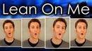 Lean On Me (Bill Withers) - Barbershop quartet - Julien Neel
