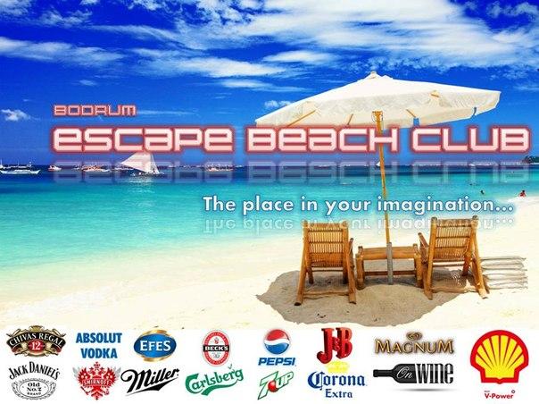 Bodrum Beach Escape Beach Club Bodrum
