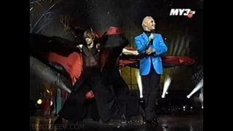 Борис Моисеев - Чёрный бархат [2000]