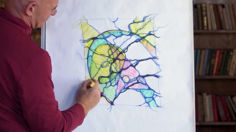 Нейрографика – это... Медитация под музыку от Павла Пискарева
