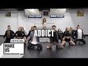[Choreography Practice] 선미 (SUNMI) 'ADDICT' 안무 영상
