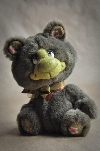 Мишка Бонуччи.. (4 фото) - картинка
