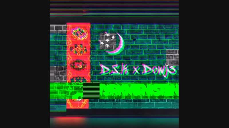 D.S.K ft Dowj3-Turkmenistan (TmRap-HipHop)