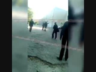 Страшное видео взрыв, а затем стрельба. Момент убийства 18 человек в политехническом колле