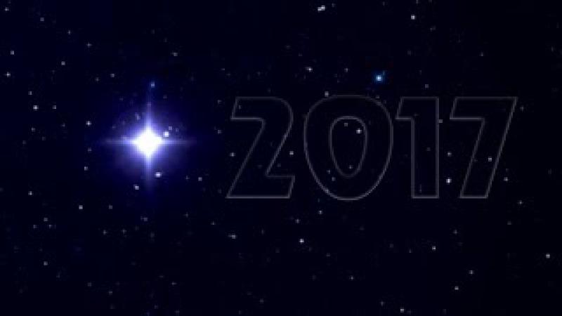 ОГРОМНАЯ одинокая звезда на ночном небе. Что это ? Нибиру? (2017г.)